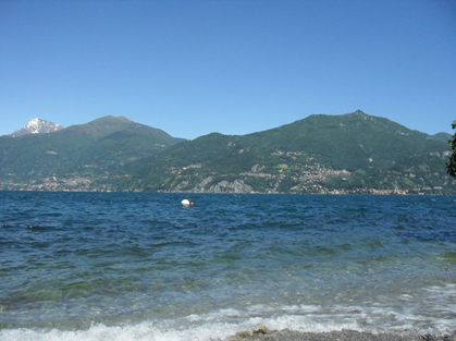 View from our beach