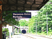 Varenna Train Station